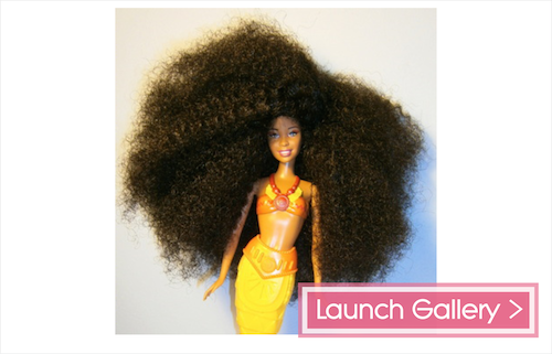launch gallery - dolls