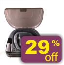 Belson Gold 'N Hot Ionic Soft Jumbo Bonnet Dryer Hair Dryers