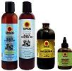 Jamaican Black Castor Oil 4pc combo
