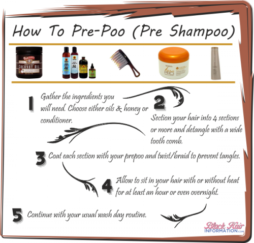Pre Poo Treatment For Natural Hair Acv