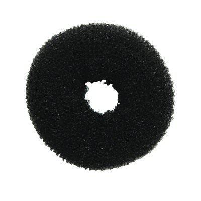 Soft 'N Style Hair Donut Black