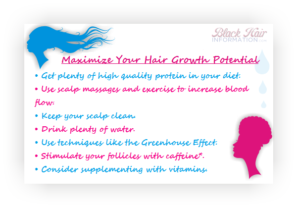maximize your hair growth potential