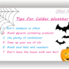 Tips for colder weather