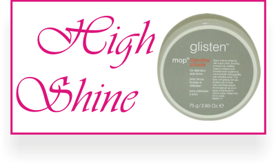silicone free high shine pomade