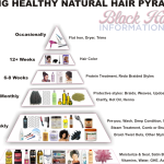 Long Healthy Natural Hair Pyramid – A Regimen At A Glance