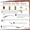 PCT bentonite clay hair cleanser