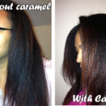 The Caramel Treatment Reloaded – A Natural Conditioner For Softness And Shine