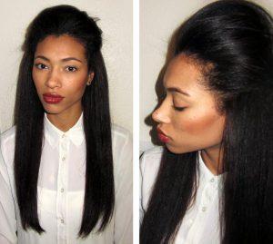 Relaxed hair archives black hair information a healthy hair regimen for relaxed hair solutioingenieria Images