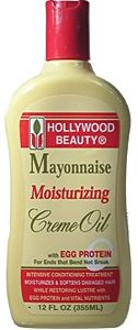 Mayonnaise Creme Oil with Egg Protein