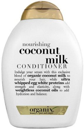 Organix Coconut Milk Conditioners