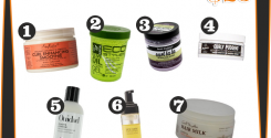 7 natural hair styling products under 25 dollars