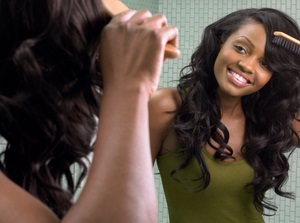 Moisturizing Your New Growth In Relaxed Hair To Avoid Breakage
