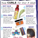 Keep Curls For Over A Week – BHI Postcard Tips