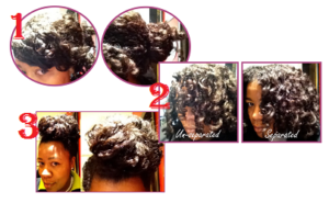 Three Super Easy Valentines Day Hairstyles For Curly Natural Hair