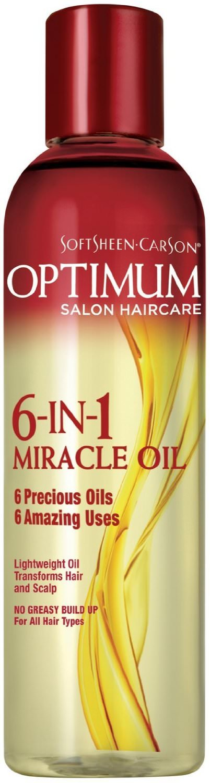 Optimum Salon Haircare 6-N-1 Miracle Oil