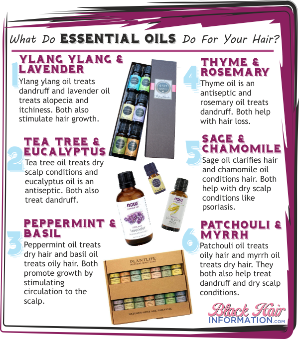 What Do Essential Oils Do For Your Hair? - BHI Postcard Tips