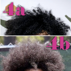 Is 4b Hair Simply Dry Unmoisturized 4a Hair