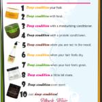 10 Tips To Longer Stronger Hair – BHI Postcard Tips