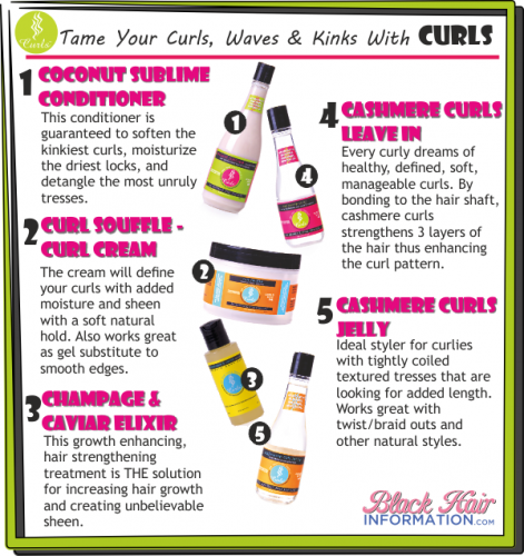 PCT - Curls products 2
