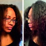 How To Band Your Natural Hair For A Heat Free Blowout