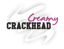 Creamy Crackhead T Shirt Design