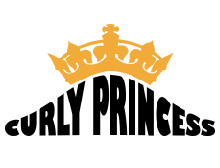 Curly princess t shirt design
