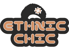 Ethnic chic t shirt design