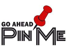 Go ahead pin me t-shirt design