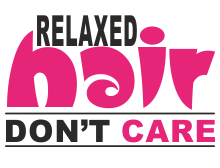 Relaxed hair don't care t shirt design