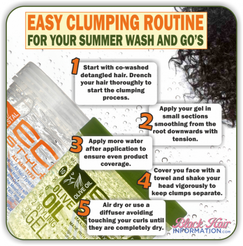 Postcard tips - Easy clumping routine for your summer wash and gos