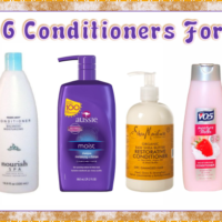 The Best 6 Conditioners For Fabulous Slip!