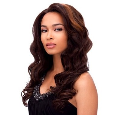 Sensationnel Synthetic Hair Empress Lace Front Wig - Giselle
