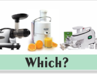 What You Should Know Before Buying A Juicer