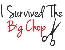 I survived the big chop t-shirt design