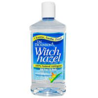 Protective Styling: Cleaning Your Scalp With Witch Hazel