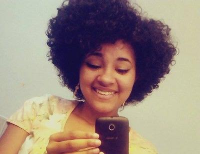 My Hair Story - Dahlia