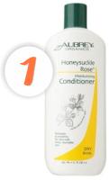 Aubrey Organic Honeysuckle & Rose Conditioner