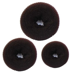 Hair Chignon Donut Bun