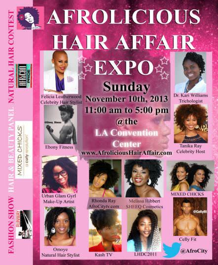 Afrolicious hair affair