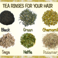 What Are Tea Rinses And How Do They Benefit Your Hair?
