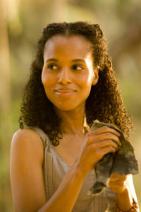 Kerry washington natural hair