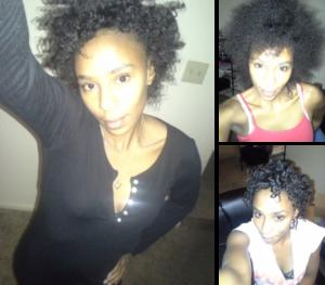 My Hair Story - Ebony
