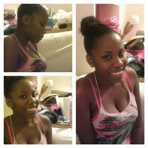 My Hair Story - Nini