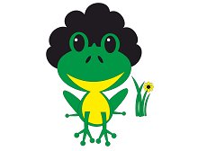 afro froggy