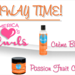 CURLS Giveaway Challenge – 3 x Crème Brule Curl Cream and Passion Fruit Curl Control Paste (CLOSED)