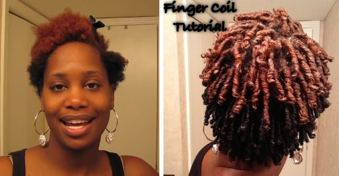 finger coil tutorial