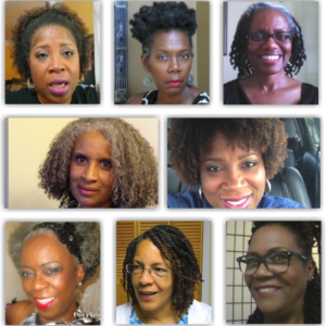 The Forgotten Mature Naturals: Embracing The Gray And Hair Tips