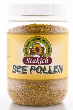 stakich bee pollen granules