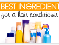 4 best ingredients for a hair conditioner 2
