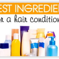 My 4 Best Ingredients To Look For In A Hair Conditioner